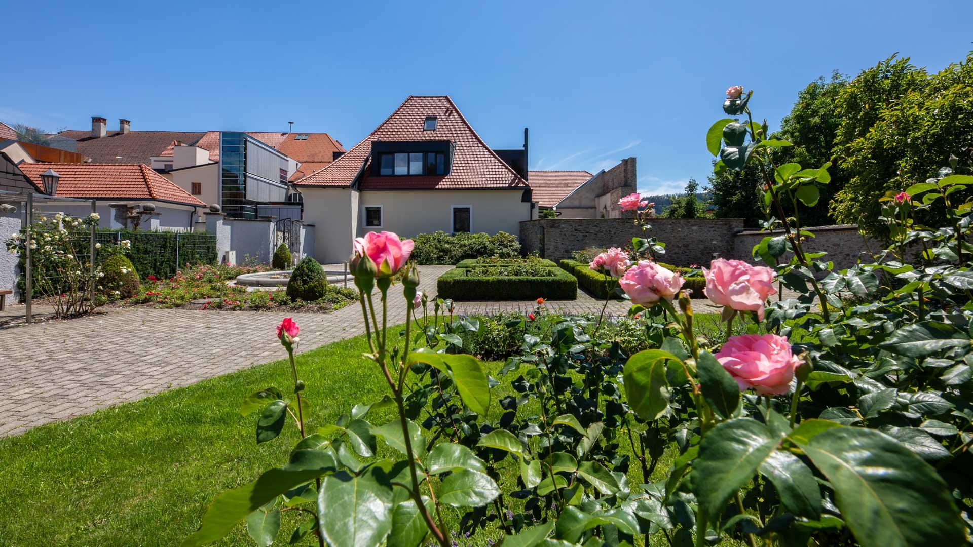 Rosengarten St.Veit